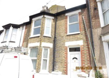 Thumbnail 3 bed terraced house to rent in Park Place, Margate