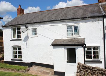 Thumbnail 3 bed terraced house for sale in Exeter Road, Cullompton, Devon