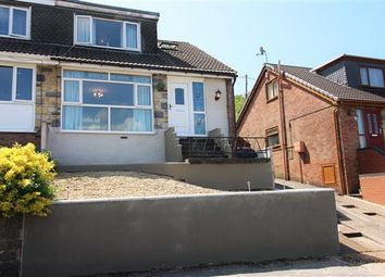 Thumbnail 3 bedroom bungalow for sale in Hillcrest Drive, Porth, Porth