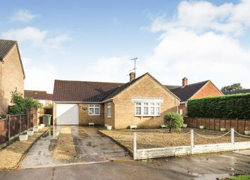 Thumbnail 2 bedroom detached bungalow for sale in Ethel Colman Way, Thetford