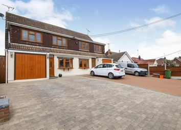 Thumbnail 4 bed semi-detached house for sale in Billericay, Essex, .