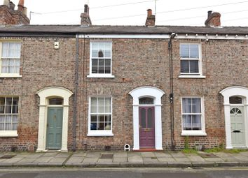 2 bed terraced house for sale in Fairfax Street, York YO1