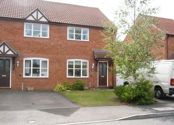 Thumbnail Semi-detached house to rent in Montgomery Road, Whitnash, 2Tg.