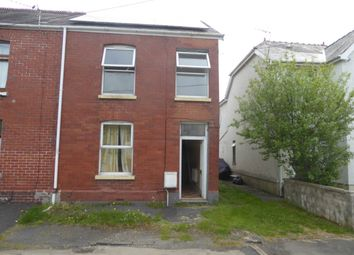 Thumbnail 3 bed end terrace house to rent in Pantyffynnon Road, Ammanford
