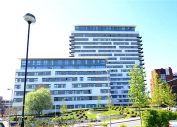 Thumbnail 1 bed flat for sale in Skyline Plaza, Alencon Link, Basingstoke