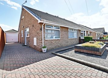Thumbnail 2 bed semi-detached bungalow for sale in Normanton Rise, Hull
