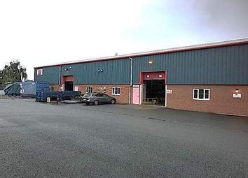 Thumbnail Light industrial to let in Alyn Court, Rhosddu Industrial Estate, Wrexham