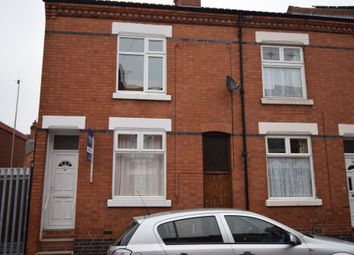 Thumbnail 2 bedroom end terrace house for sale in Buxton Street, Highfields, Leicester