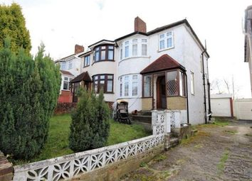 Thumbnail 3 bed semi-detached house to rent in 10 Kirkland Avenue, Ilford