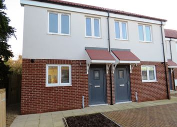Thumbnail 3 bedroom end terrace house for sale in Moor Park, Clevedon