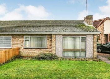Thumbnail 2 bed bungalow for sale in Tamar Road, Bulkington, Bedworth, Warwickshire