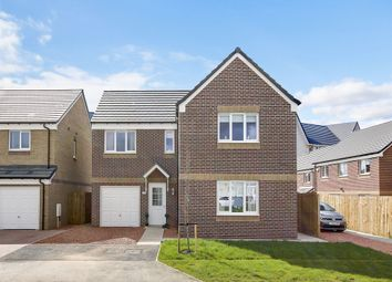 "Thumbnail 4 bedroom detached house for sale in ""The Lismore"" at Cherrytree Crescent, Larkhall"