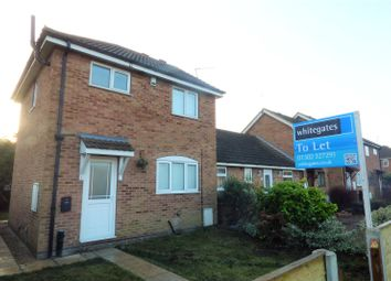 Thumbnail 2 bedroom semi-detached house to rent in Churchfield Close, Bentley, Doncaster