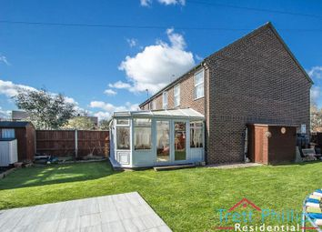 Thumbnail 4 bed terraced house for sale in Calthorpe Close, Stalham, Norwich