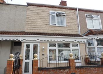 Thumbnail 4 bed terraced house for sale in Grosvenor Road, Rugby