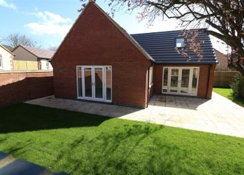 Thumbnail 3 bed detached bungalow for sale in Clifton Court, Bedford Road, Rushden