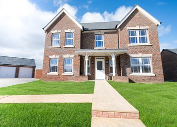 Thumbnail 5 bed detached house for sale in Broad Road, Hambrook, West Sussex