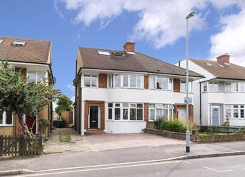 Thumbnail 5 bedroom semi-detached house for sale in Cheyne Hill, Surbiton