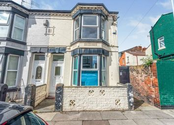 3 bed end terrace house for sale in Rutland Street, Bootle, Liverpool, Merseyside L20