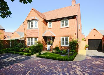 Thumbnail 5 bed detached house for sale in Holcroft Drive, Cuddington, Cheshire