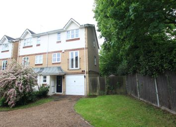 Thumbnail 3 bed semi-detached house to rent in Alexandra Gardens, Knaphill, Woking