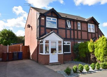 Thumbnail 2 bed semi-detached house for sale in Brantwood Drive, Leyland