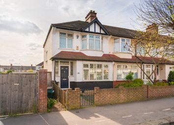 Thumbnail 3 bed end terrace house for sale in Davidson Road, Addiscombe, Croydon