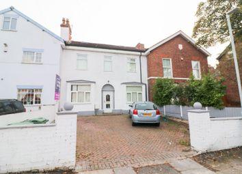 Thumbnail 6 bed terraced house for sale in Chesnut Grove, Birkenhead