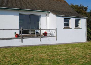 Thumbnail 1 bed semi-detached bungalow to rent in Bryn Hir, Old Narberth Road, Tenby