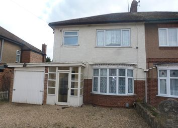 Thumbnail 4 bed semi-detached house to rent in Hillburn Road, Wisbech