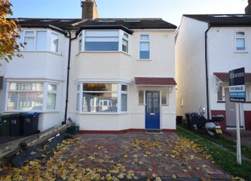 Thumbnail 4 bed property for sale in Phyllis Avenue, New Malden