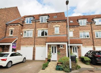 Thumbnail 4 bed town house for sale in Hazel Mews, Garforth, Leeds