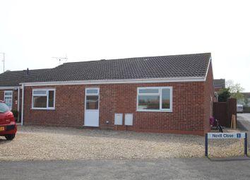 Thumbnail Detached bungalow for sale in Nevill Close, Hanslope, Milton Keynes