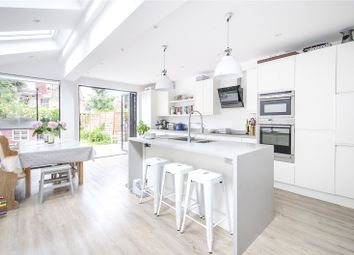 Thumbnail 3 bed terraced house for sale in Haverhill Road, London