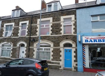 Thumbnail 8 bed property to rent in Salisbury Road, Cathays, Cardiff