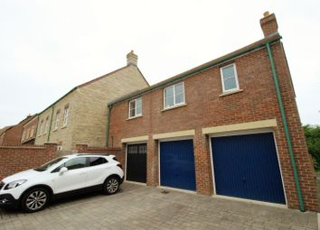 Thumbnail 2 bed flat for sale in Lohart Lane, Wichelstowe, Swindon