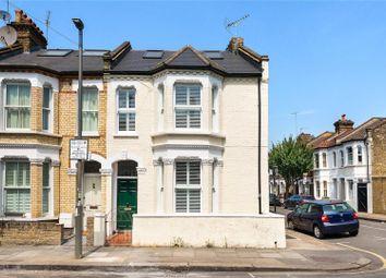 Thumbnail 5 bedroom end terrace house for sale in Kerrison Road, Battersea, London