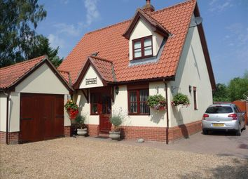 Thumbnail 3 bed property for sale in The Street, Rickinghall, Diss