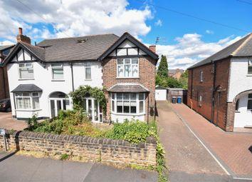 4 bed semi-detached house for sale in Violet Road, West Bridgford, Nottingham NG2