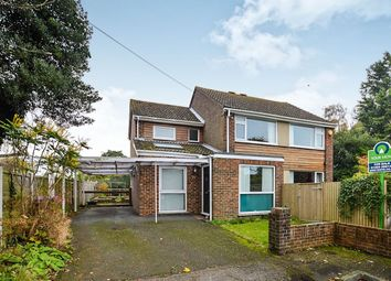 Thumbnail 4 bed detached house for sale in Lea Close, Hythe