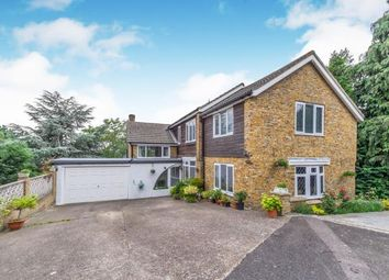 Thumbnail 5 bed detached house for sale in Hill Court, Chattenden, Rochester, Kent