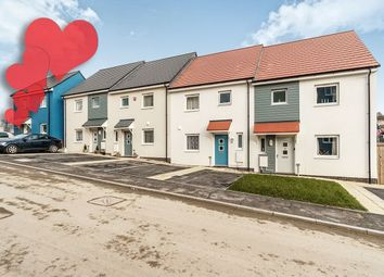 Thumbnail 3 bedroom property for sale in Poets Corner Chaucer Way, Plymouth