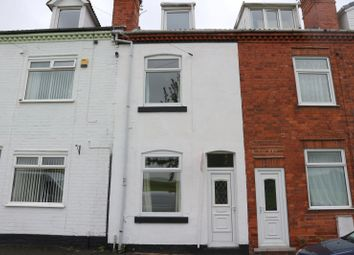 Thumbnail 3 bed terraced house to rent in Widmerpool Street, Pinxton, Nottingham