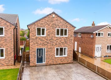 Thumbnail 3 bed detached house for sale in Monkwood Road, Outwood, Wakefield