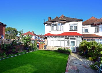 Thumbnail 4 bedroom semi-detached house for sale in Leigham Court Road, Streatham