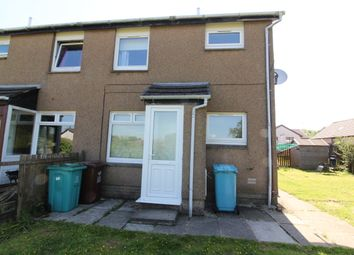 Thumbnail 1 bed terraced house for sale in Crathie Drive, Glenmavis