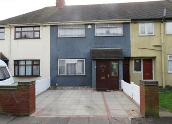 Thumbnail 3 bed terraced house for sale in New Street, Tipton