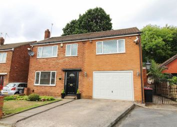 Thumbnail 4 bed detached house for sale in Wardley Hall Lane, Worsley, Manchester