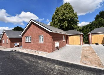 Thumbnail 3 bed bungalow for sale in Plot 2 The Orchard, Vineyard Place, Wellington, Telford