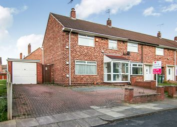 Thumbnail 3 bed semi-detached house for sale in Lowfields Avenue, Wirral